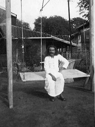 Meher Baba's visit to Nagpur Saoner
